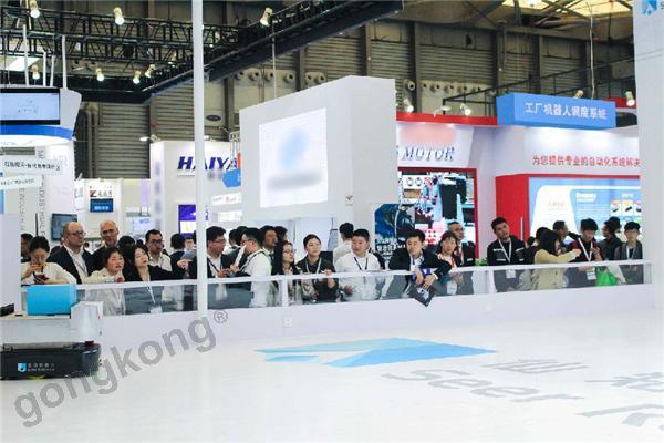 【Productronica China2019】电子智造物流核心技术,尽在仙知机器人