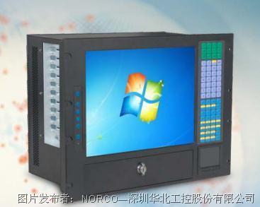 华北工控一体化工作站   用功能标配来适应环境万变