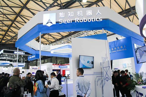 "Productronica China2019圆满收官,仙知机器人""智""领未来"