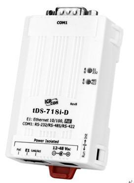 泓格科技推出tDS-718i-D 微型设备服务器