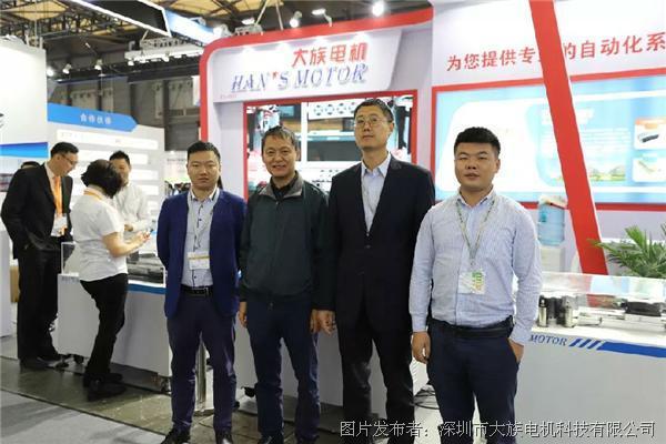 2019上海慕尼黑电子生产设备展落幕,大族电机仍砥砺前行