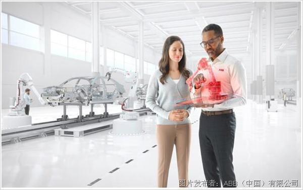 ABB參展漢諾威工業博覽會,譜寫數字化行業的未來