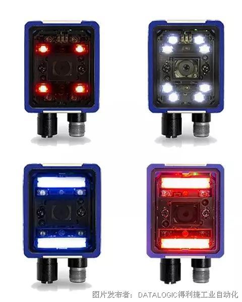 Datalogic得利捷推出MATRIX 220™大功率照明器和DPM蓝光新型号!