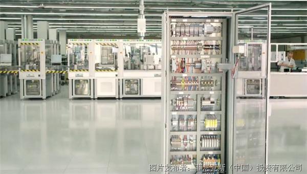 新品速递 | 控制柜整体解决方案COMPLETE line