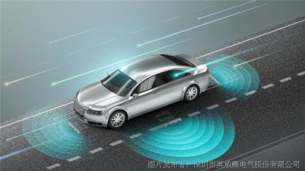 英威騰驅動技術助推自動駕駛巴士博鰲論壇首秀