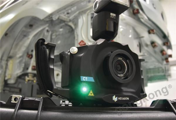 无惧挑战 – 海克斯康车间专用高端摄影测量系统全新上市