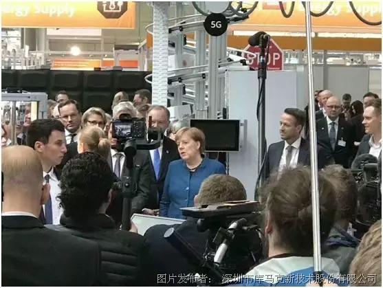 库马克相约德国?#21495;?#23041; | 向世界客户展示中国工控卓越质量
