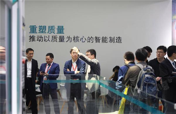 CIMT中国国际机床展,海克斯康驰骋智造江湖!