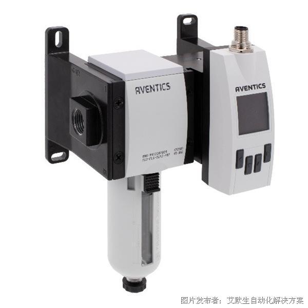 安沃馳新型流量傳感器優化氣動系統能源使用