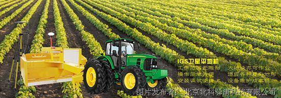 驛唐科技RTK精準定位專用DTU(Ntrip)在精準農業生產中廣泛應用