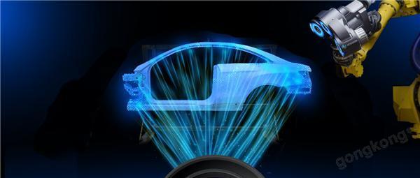 新品 | 海克斯康LightRunner引领蓝光测量定位新时代