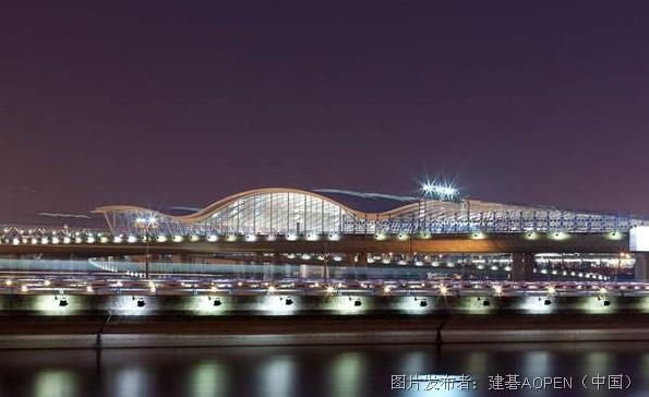 AOPEN多媒體播放器成功入駐上海浦東國際機場