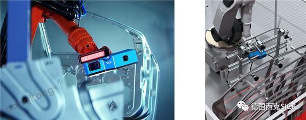 SICK PLR視覺引導定位系統新產品:PLR3200系統