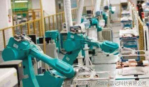 讯记工业以太网交换机在工业自动化系统中的应用