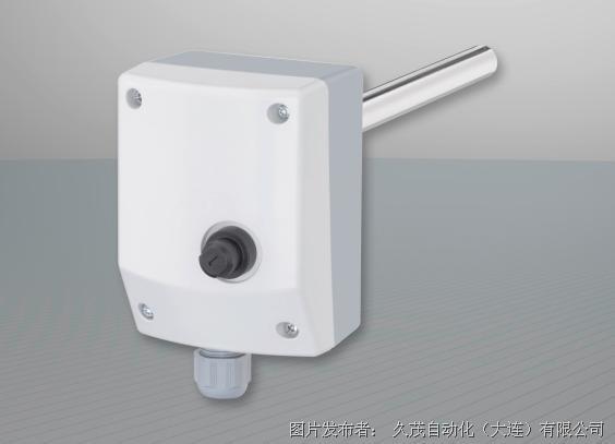 JUMO heatTHERM S600表面安裝雙溫度開關