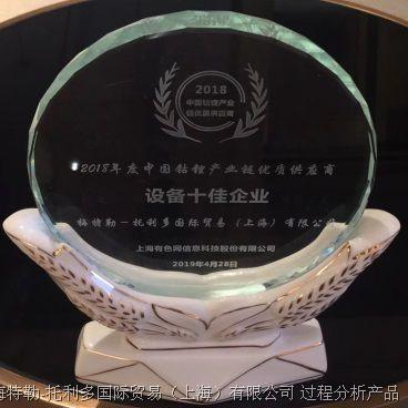 """梅特勒-托利多荣获""""中国锂钴产业链优?#20351;?#24212;商""""称号!"""