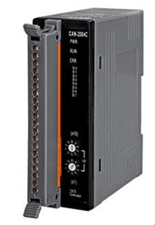 泓格CANopen從站模塊新品發布: 4/8通道計數器/頻率(CAN-2084C)