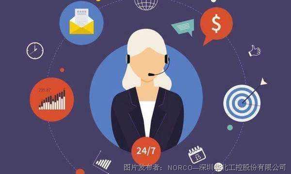 华北工控| 语音识别技术如何提高智能客服效率 嵌入式主板来回答