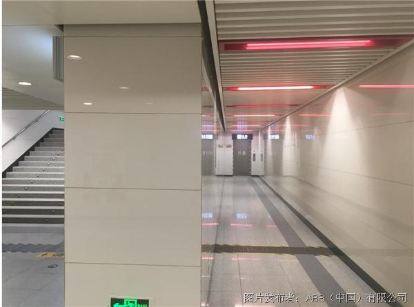 ABB赋能石家庄地铁数字化照明