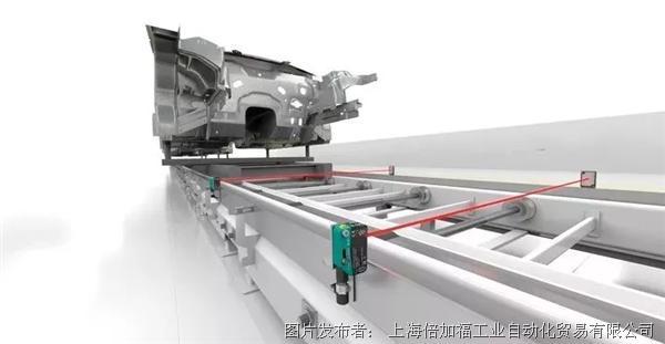 """汽车制造业中的""""小身材大智慧""""   倍加福R20X光电传感器"""
