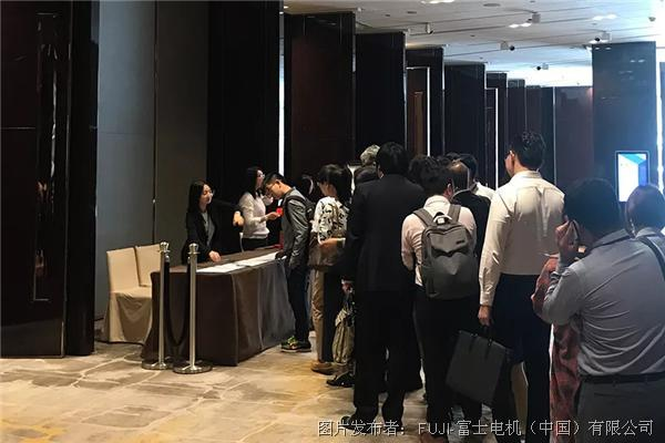 企业活动 | 富士电机(中国)迎来20周年啦!
