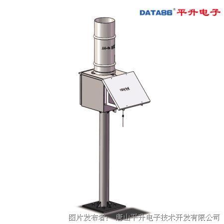 自动化雨量站/自动遥测雨量站——安装10分钟搞定