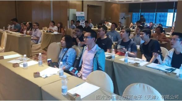 精彩回顧   2019萬可自動化研討會上海站完美收官