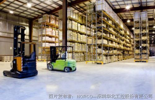 華北工控| 物流作業升級中的智能嵌入式計算機方案