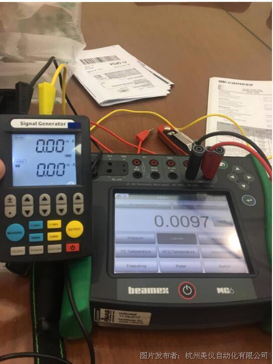 信号发生器和进口品牌精度一致!美仪是如何做到的?