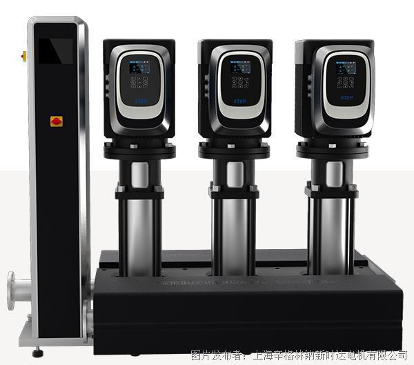 新時達發布AS170-II 系列背負式水行業通用變頻器
