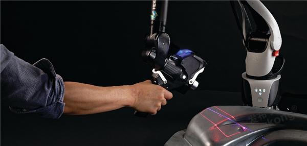專注每一處細節,海克斯康全新3D藍光掃描測頭發布