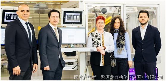 歐姆龍從東西方的交匯點推動全球生產制造創新