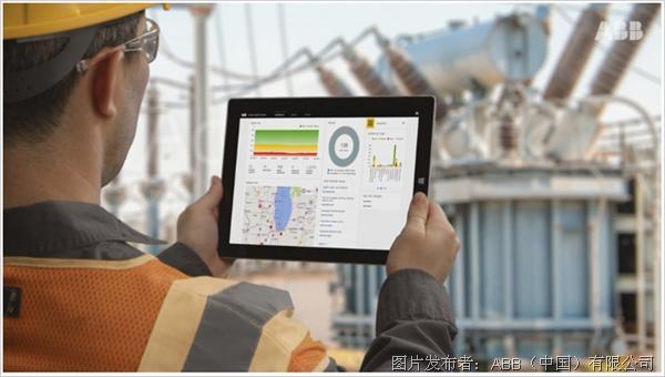 ABB數字化技術幫助電網優化健康測評