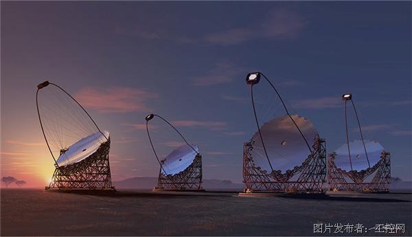 机器视觉引导CTA计划第一架天文望远镜原型