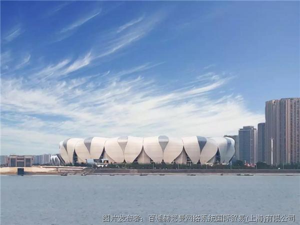 Belden倾情助力2022杭州亚运会