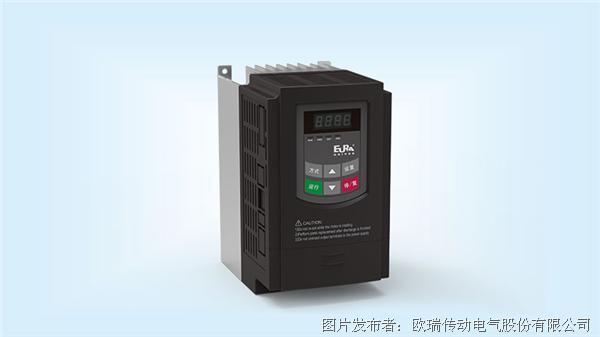 新品发布┃E2300系列智慧水务变频器