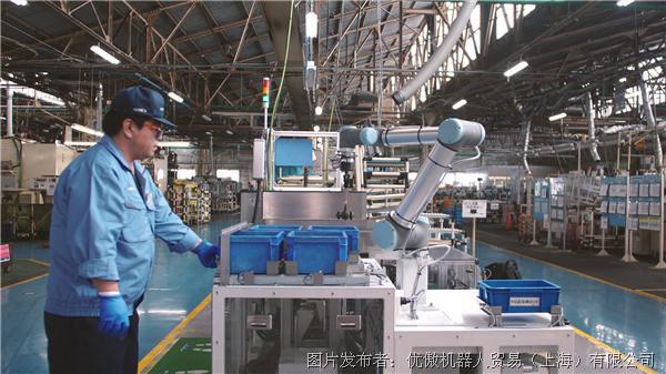 优傲机器人凭借UR5帮助吉凯恩传动 复制N个高级技工