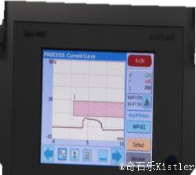 贯穿连接器制造全产业链的智能生产解决方案_6_连接器Pin针插入力在线检测