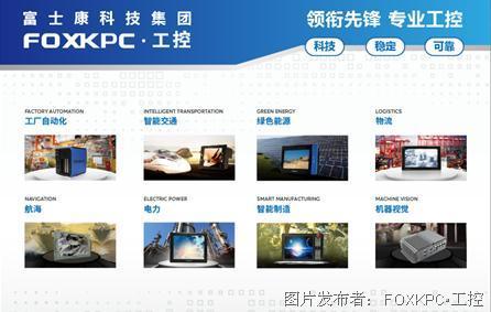 FOXKPC工控诚挚邀请您参加第21届中国国际工业博览会