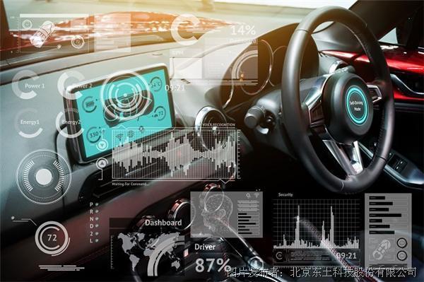 东土科技助力中国智能汽车控制平台国产化