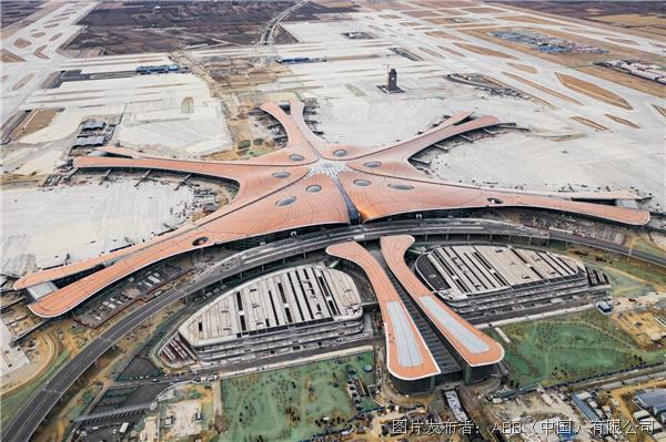 ABB多项领先技术支持中国打造世界一流航空枢纽
