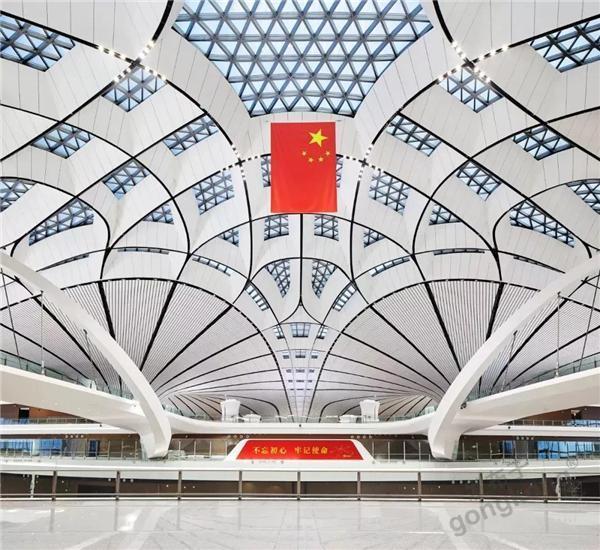 """打卡""""圣地"""",大兴国际机场的隐藏锦囊就在这里"""