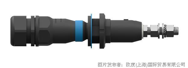 ODU SPC16 全新上市——歐度堅固單芯大電流連接器