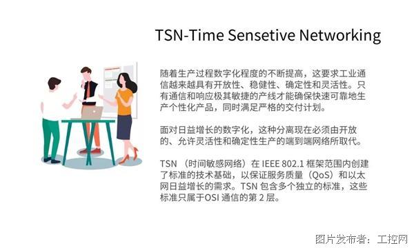 来日可期|TSN-Time Sensetive Networking(时间敏感网络)
