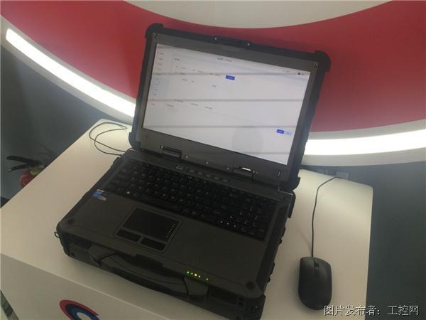 Getac X500助力百度汽车信息安全检测