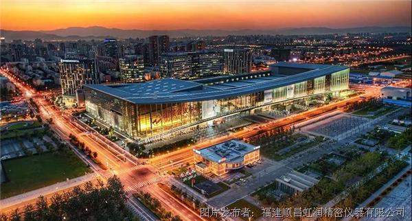 虹潤有限公司邀請您參觀2019年北京第30屆中國國際測量控制與儀器儀表展覽會