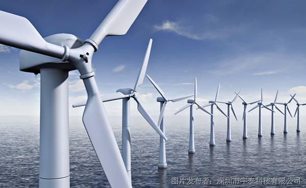 工业以太网交换机在风力发电控制系统的应用