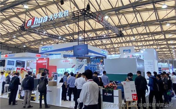 智慧物流,创新视界丨华睿科技惊艳亮相2019亚洲国际物流技术与运输系统展览会