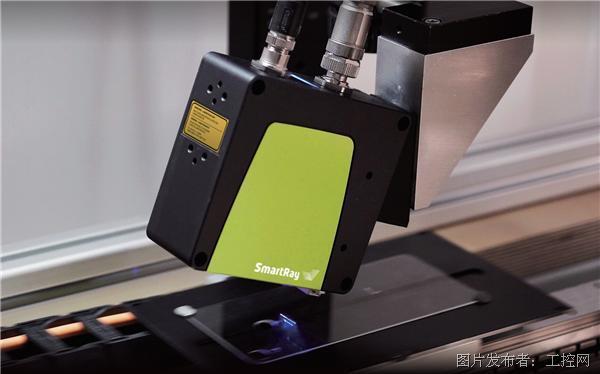 SmartRay全新發布用于玻璃或高反射表面掃描的3D傳感器
