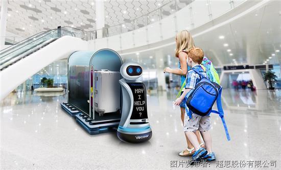 超恩无风扇嵌入式系统成功导入服务型机器人应用